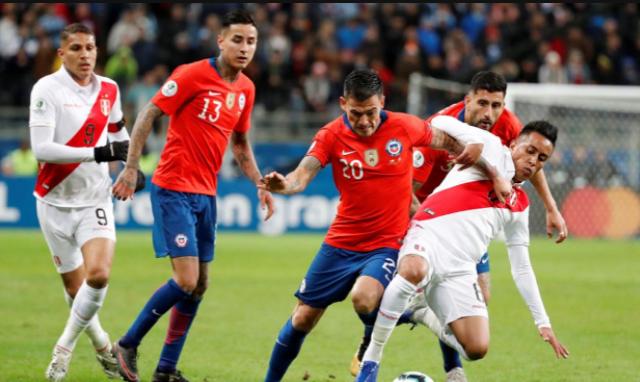 Perú vs. Chile por la fecha 11 de las Eliminatorias Qatar 2022